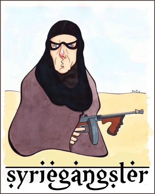 Syriëgangster